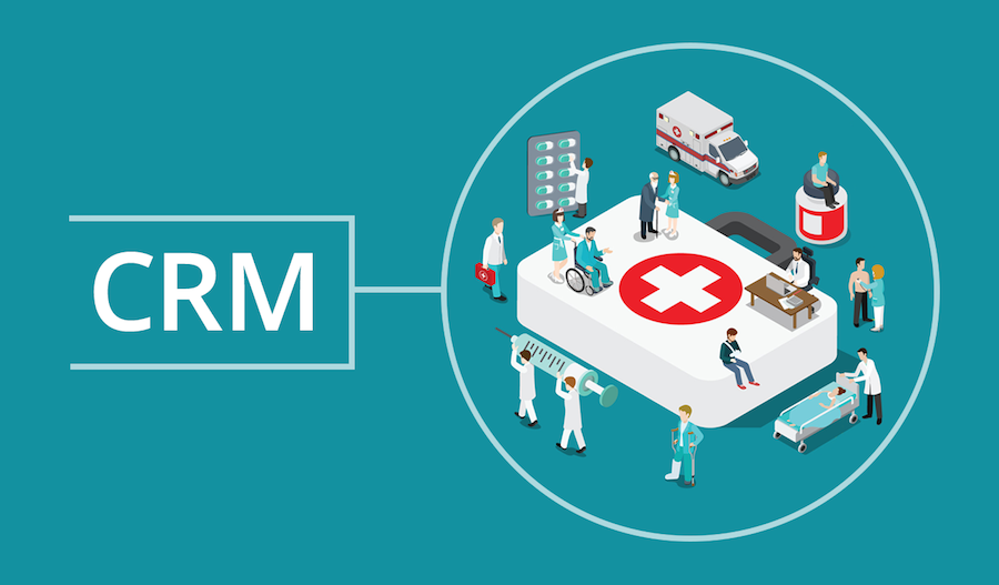 Healthcare CRM A go-to tool for case managers