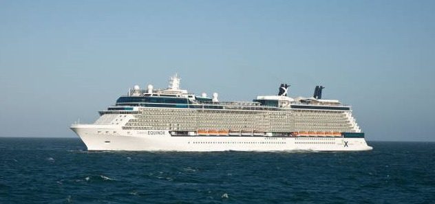 Celebrity Equinox CM Cruise